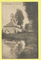 * Boitsfort - Watermaal Bosvoorde (Bruxelles) * (Photo Belge Lumière, Nr 23) Un Vieux Coin, étang, Bois, Rare, Old - Watermael-Boitsfort - Watermaal-Bosvoorde