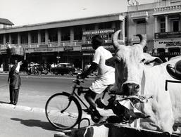 Gde Photo Originale Voyage En Inde En 1967, Khajuraho, Sanchi, Ajanta, Madras, Population & Scène De Vie भारत गणराज्य - Lieux