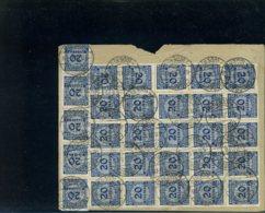 Deutsches Reich, 319 (40), 322 (2) MeF Bedarf - Germany