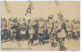 RO 14 - 13013 FOCSANI-ODOBESTI, Romania, Parada, German King - Old Postcard, Real PHOTO - Unused - Romania