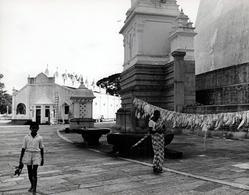 Gde Photo Originale Voyage En Inde En 1967, Khajuraho, Sanchi, Anaradhapura, Population & Scène De Vie भारत गणराज्य - Lieux