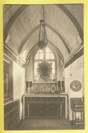 * Ecaussinnes Lalaing (Hainaut - La Wallonie) * (Nels) Vieux Chateau Ecaussines Lalaing, Kasteel, Oratoire à étage Autel - Ecaussinnes