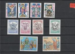 Vatikan   Poste Vaticano  Postfrisch**     MiNr. 826-819     826-843    842-843 - Vatikan