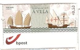 Portugal ** & Sailing Navigation, Portuguese Caravela 2018 (8758) - 1910 - ... Repubblica
