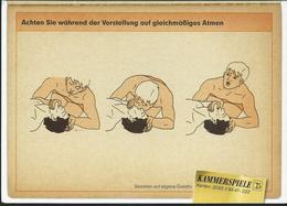 Deutsches Theater Und KAMMERSPIELE - Publicité