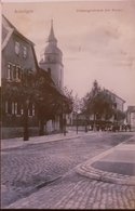Arheilgen Dieburgerstrasse  Mit Kirche - Darmstadt