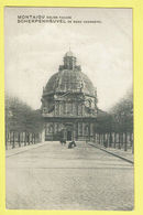 * Scherpenheuvel Zichem - Montaigu (Vlaams Brabant) * église Façade, Voorgevel Kerk, Church, Kirche, Basilique, Animée - Scherpenheuvel-Zichem