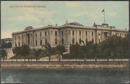 Law Courts, Esplanade, Durban, Natal, C.1910 - Rittenberg Postcard - South Africa
