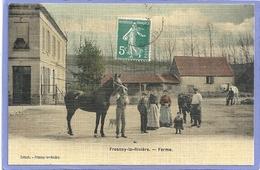 Fresnoy La Rivière - Ferme Carte Toilée - France