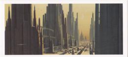 Postcard - Star Wars Art - Ralph McQuarrie - Had Abbadon (Flying Traffic At Dusk) - New - Ohne Zuordnung