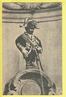 * Brussel - Bruxelles - Brussels * (F. Walschaerts, Nr 135) Manneken Pis En Tenue De Bourgmestre, Statue, Rare - Bruxelles-ville