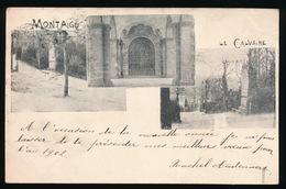 MONTAIGU  LE CALVAIRE - Scherpenheuvel-Zichem