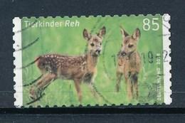 BRD Mi. 3377 Gest. Tierkinder Reh - [7] République Fédérale