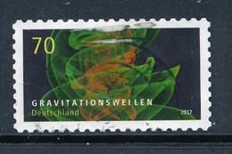 BRD Mi. 3256 Gest. Gravitationswellen - [7] République Fédérale