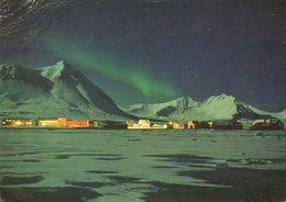 - NORWAY - SVALBARD - Scan Verso - - Norvège
