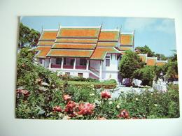 Thailand, Palace Of Thai-King At Cheingmai    THAILANDIA TAILANDIA    * - Tailandia