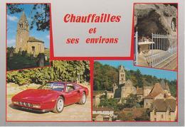 CHAUFFAILLES ( FERRARI ) - France