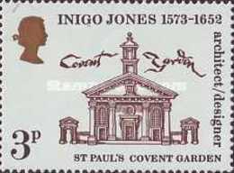 USED STAMPS Great-Britain - The 400th Anniversary Of The Birth Of Inigo Jones -1973 - 1952-.... (Elizabeth II)