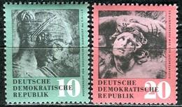 DDR - Mi 667 / 668 - ** Postfrisch (D) - 10-20Pf  Zurückgeführte Antike Kunstschätze - DDR