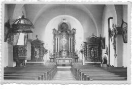 Jamoigne Interieur De L'église - Chiny