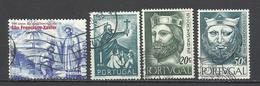 Portugal. Lote San Francisco Javier Y Reyes De Portugal. - 1910-... Republic