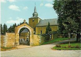 Jamoigne  église Saint Pierre - Chiny