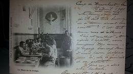 PM500 * Camp De Brasschaet, Le Mess De La Troupe 1901 - Brasschaat