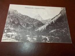 B712   Valtournanche Cervino Da Antey Cm14x9 Non Viaggiata - Italia