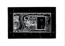 """Impression D'étude : Dos Du Billet De 500 Francs """"Renaissance"""" (Art .N°585-3) - Other"""