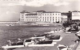 Banyuls Sur Mer Laboratoire Arago Et Grand Hôtel Plage Location De Pédalo Theojac - Banyuls Sur Mer