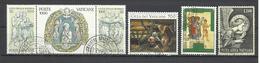 Lote De 6 Sellos. Vaticano Y Otros. - Stamps