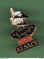 ALSACE *** CIGOGNES N°4 *** 0063 - Villes