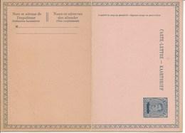 Malmedy Kaartbrief - Postblad 25 C Blauw, Niet Gebruikt - Guerre 14-18