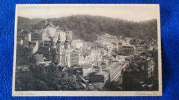 Karlsbad Totalansicht Czech - Repubblica Ceca