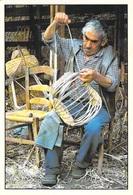 Thèmes- Métier (artisanat ) Vivre Au Pays LE VANNIER   (artisan  Osier )*PRIX FIXE - Artisanat