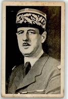 52769693 - Judaika Charles De Gaulle - Religions & Beliefs