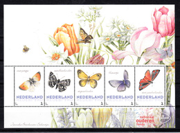 Nederland 2014 Nr 3012-Ac-2 Persoonlijke Zegel, Vlinders In Het Voorjaar, Butterfly, Janneke Brinkman-Salentijn - Period 2013-... (Willem-Alexander)