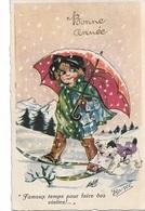 ZO 84/   KIND              GETEKEND DOOR   BOURET - Postcards