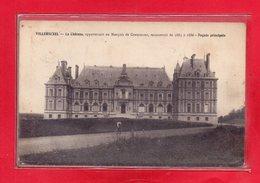 70-CPA VILLERSEXEL - France