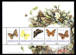 Nederland 2014 Nr 3012-Ac-8 Persoonlijke Zegel, Vlinders In De Winter, Butterfly, Janneke Brinkman-Salentijn - Period 2013-... (Willem-Alexander)