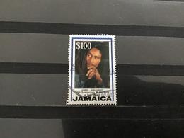 Jamaica - 50 Jaar Geboortedag Bob Marley (100) 1995 High Value! - Jamaica (1962-...)