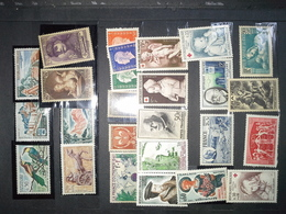 Lot Stamps Mix Nº1 - Timbres