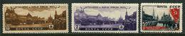 Russia  1946 Mi 1011-13   MNH OG - 1923-1991 USSR