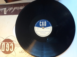 CGD  -  1958.  Serie  PV  Nr. 2275. Johnny Dorelli - 78 G - Dischi Per Fonografi