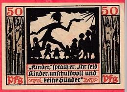 Allemagne 1 Notgeld  50 Pfenning Stadt Naumburg Dans L 'état  Lot N °3212 - [ 3] 1918-1933 : République De Weimar