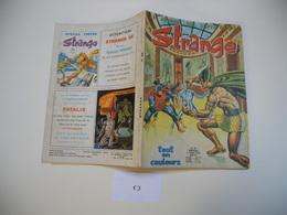 STRANGE EDITION LUG N°55   X MEN //// DAREDEVIL /// IRON MAN /// L'ARAIGNEE C3 /// BE++ - Strange