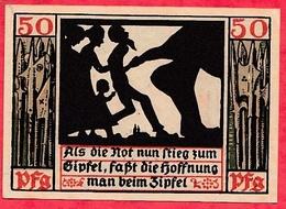 Allemagne 1 Notgeld  50 Pfenning Stadt Naumburg Dans L 'état  Lot N °3214 - [ 3] 1918-1933 : République De Weimar