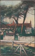 Coleridge's House, Clevedon, Somerset, 1905 - Tuck's Oilette Postcard - England