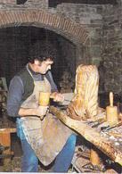 Thèmes-Métier (artisanat) Traditions LE SCULPTEUR SUR BOIS Les Petits Métiers De Chez Nous (artisan Sculpture)*PRIX FIXE - Artisanat
