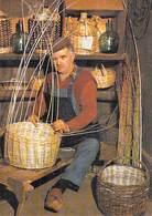Thèmes-Métier (artisanat) Traditions LE VANNIER Les Petits Métiers De Chez Nous (artisan Osier)*PRIX FIXE - Artisanat
